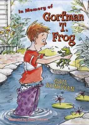 In Memory of Gorfman T. Frog