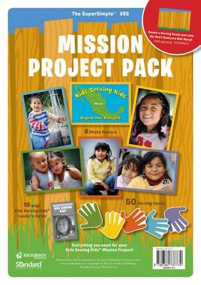 Mission Project Pack Kids Serve Kids God's Backyard Stars