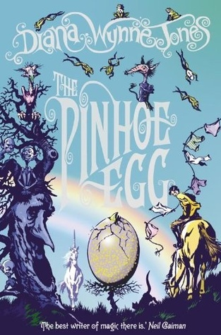 The Pinhoe Egg(Chrestomanci 6)