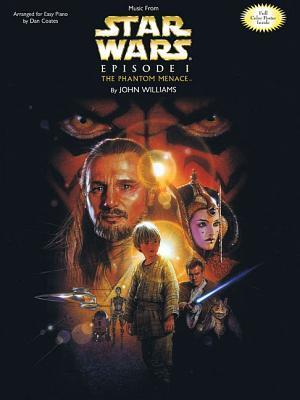 Star Wars Episode I the Phantom Menace: Piano Arrangements, Book & Poster [With Full Color Pull-Out Poster]
