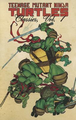 Teenage Mutant Ninja Turtles Classics, Volume 1
