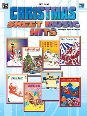Christmas Sheet Music Hits