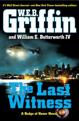 The Last Witness (Badge of Honor, #11)
