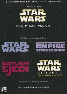 Selections from Star Wars: Five Finger Piano