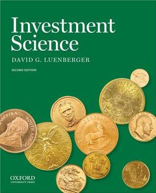 investment science by david g luenberger rh goodreads com solution manual for investment science by david luenberger Forensic Science Laboratory