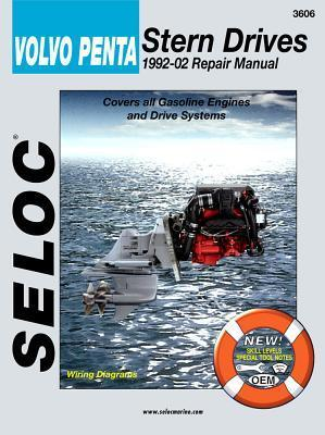 Volvo-Penta Stern Drives, 1992-2002