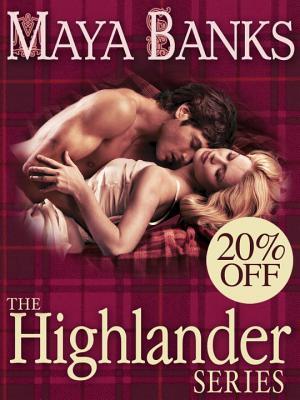 The Highlander Series 3-Book Bundle (McCabe Trilogy, #1-3)