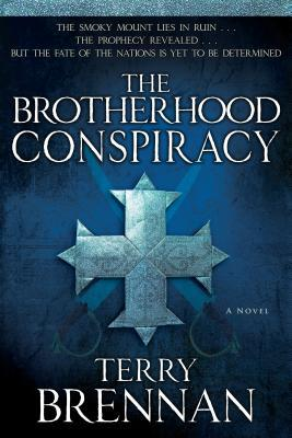 The Brotherhood Conspiracy (The Jerusalem Prophecies, #2)