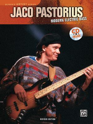 Pastorius Modern Elec Bass CD and Book Edition