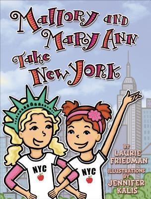 Mallory and Mary Ann Take New York (Mallory McDonald, #19)