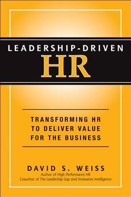 Leadership driven hr transforming hr to deliver value for the 16649068 fandeluxe Gallery