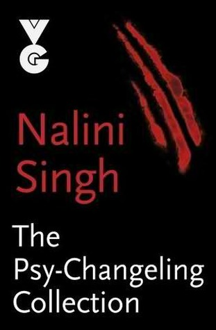 The Psy-Changeling Collection (Psy-Changeling, #1-10)