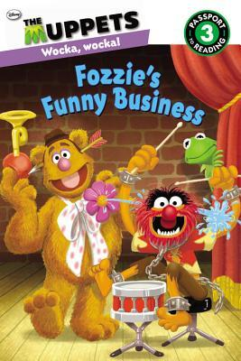 The Muppets: Fozzie's Funny Business
