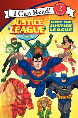 Justice League Classic: Meet the Justice League