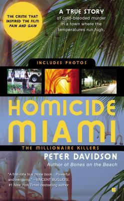 Homicide Miami by Peter Davidson