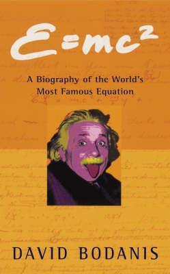 E=mc²  by David Bodanis