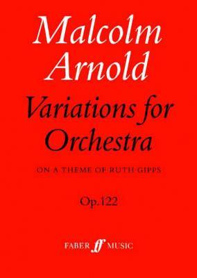 Variations for Orchestra: Score
