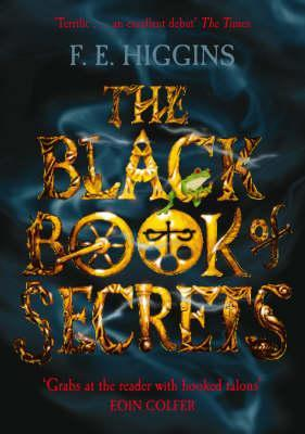 The Black Book of Secrets(Tales From The Sinister City 1)