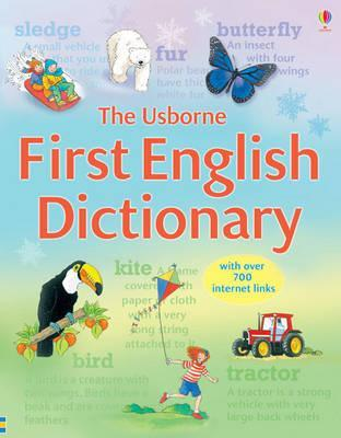 The Usborne First English Dictionary