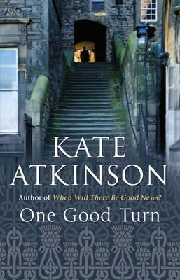 One Good Turn (Jackson Brodie #2)