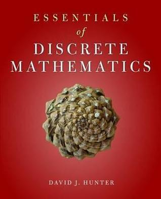 Essentials Of Discrete Mathematics Pdf