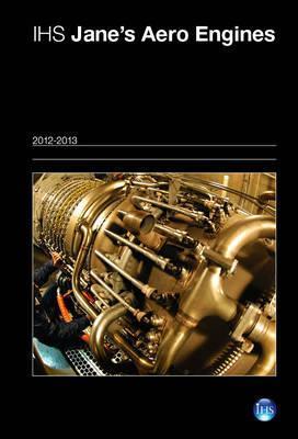 IHS Jane's Aero-Engines 2012-2013