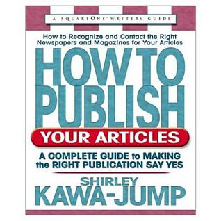 How To Publish Your Articles by Shirley Jump