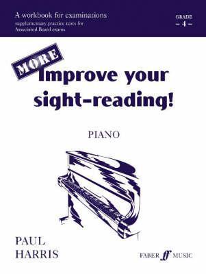 More Improve Your Sight-Reading! Piano, Grade 4