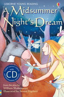 A Midsummer Nights Dream. Based on the Play by William Shakespeare(Usborne Young Reading - Series Two) (ePUB)