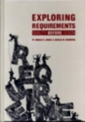 Exploring Requirements by Donald C. Gause