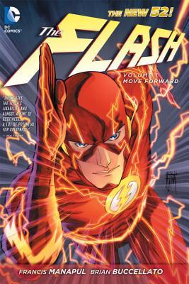 The Flash, Vol. 1 by Francis Manapul