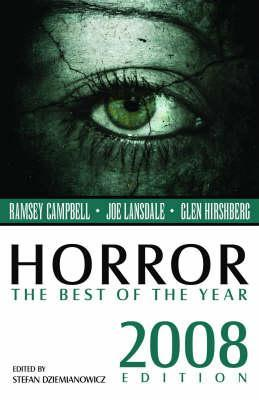 Horror: The Best of the Year, 2008 Edition