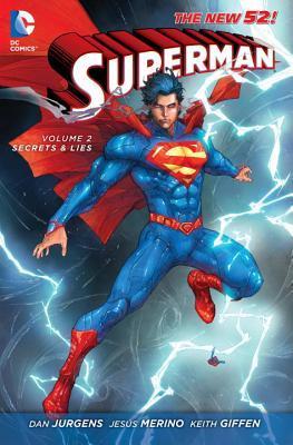 Superman, Volume 2: Secrets and Lies