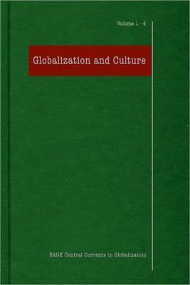 Globalization and Culture 4 Volume Set