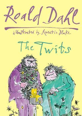 The Twits. Roald Dahl