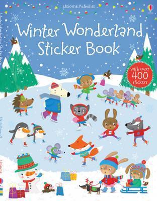 Winter Wonderland Sticker Book por Fiona Watt