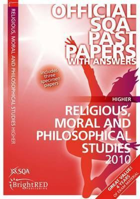 Higher Religious, Moral and Philosophical Studies 2006-2010