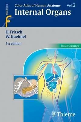 Color Atlas Of Human Anatomy Vol2 Internal Organs
