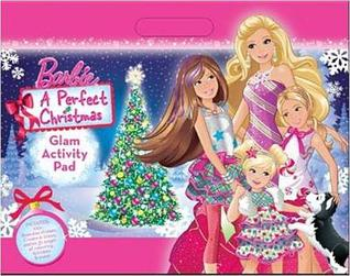Barbie a Perfect Christmas: Holiday Activity Pad