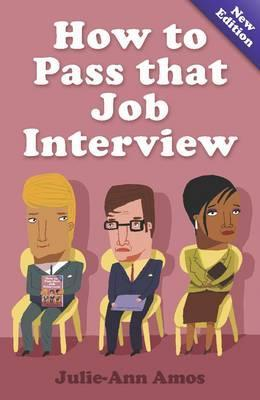 8094398 - How To Pass A Job Interview