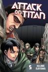Attack on Titan, Vol. 5 by Hajime Isayama