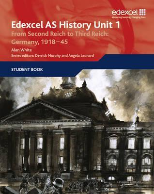 Edexcel as History, Unit 1. from Second Reich to Third Reich