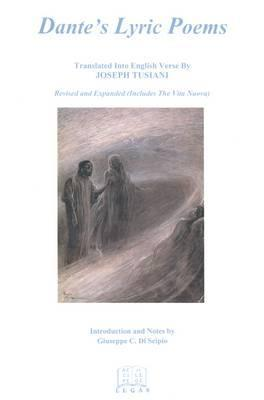 Dante's Lyric Poems