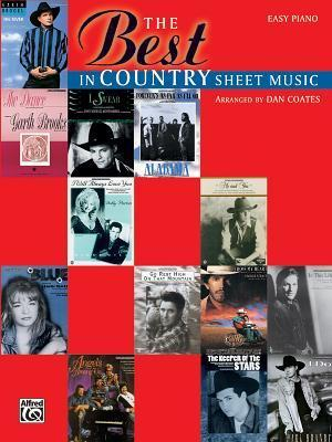 Best in Country Sheet Music / Easy Piano