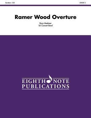 Ramer Wood Overture: Conductor Score