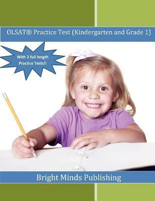 Olsat Practice Test (Kindergarten and Grade 1): (with 2 Full Length Practice Tests)