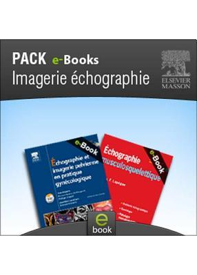 Pack Imagerie Echographie - Elsevier Masson