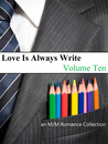 Love Is Always Write by Jeff Erno