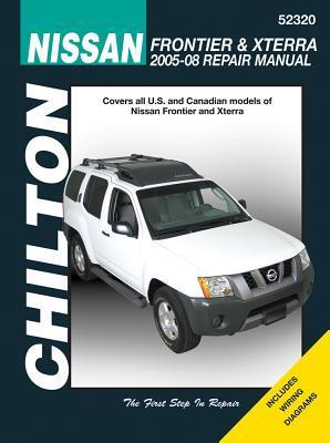 Nissan Frontier & Xterra 2005-08 Repair Manual