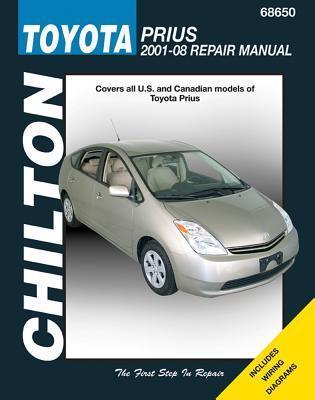 Toyota Prius: 2001 through 2008